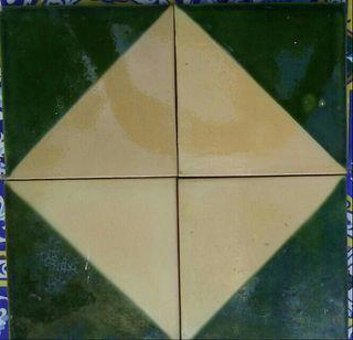 Antiguas baldosas, azulejos años 60