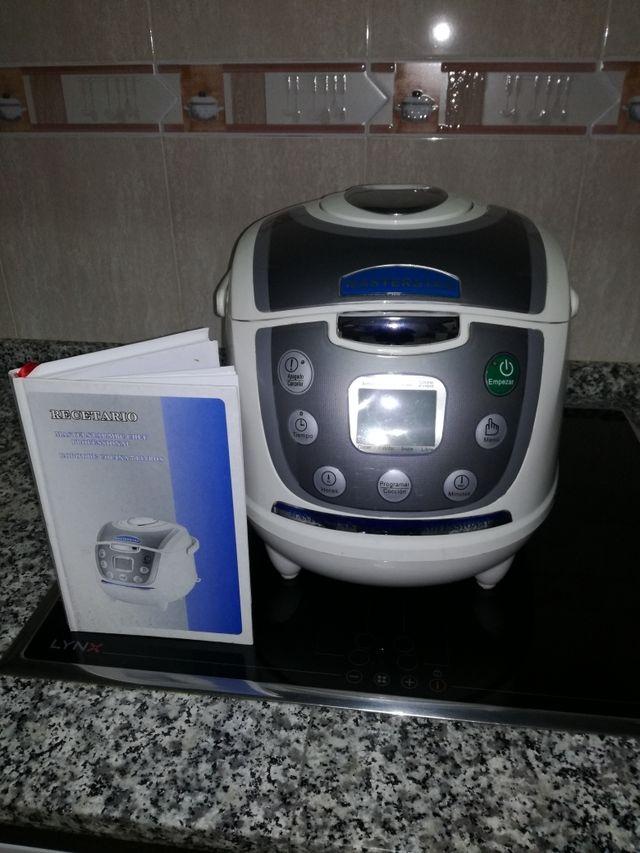 robot de cocina masterstar MBC chef profesional