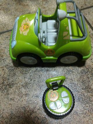 juguete. Coche teledirigido niños/as2/6 años