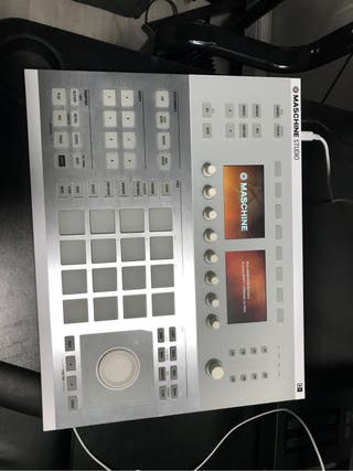 Maschine studio como nueva