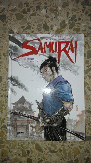 Samurai El corazon del profeta