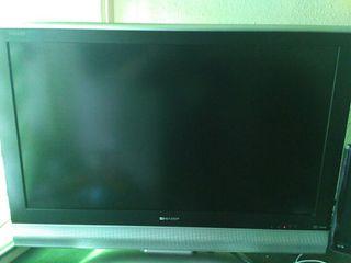 """Televisión SHARP LCD 36"""" HDMI TDT"""