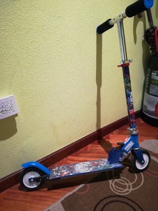 patinete 2 ruedas