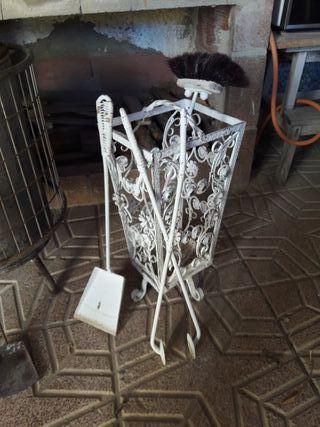 accesorios para chimeneas