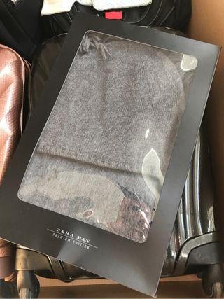 Gorro bufanda Zara man premium