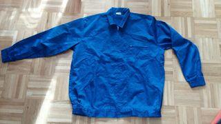 chaqueta de trabajo azulina T-L (58-60)