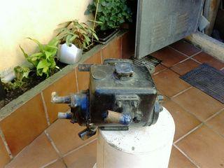 intercambiador de calor para circuito de motor