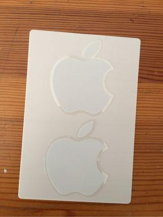 Pegatina Apple