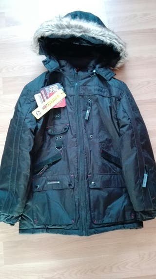 Chaqueta parka-anorak marca Geographical Norway