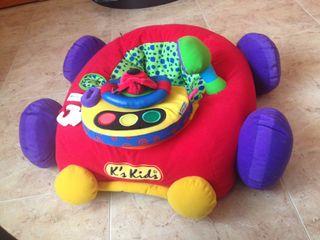Coche juguete sillón