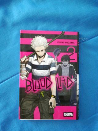manga blood lad
