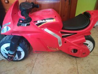 moto infantil grande