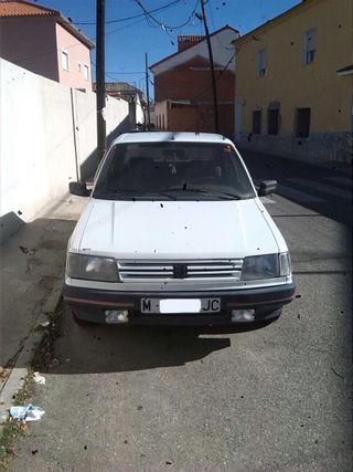 Peugeot 309D 1988