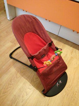 Balancin Baby Björn con juguete