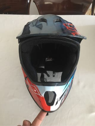 Casco Fox talla 55/56