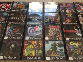 LOTE PSX PS1 PSONE