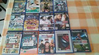 vendo los Videojuegos si los llevas todos a 50€