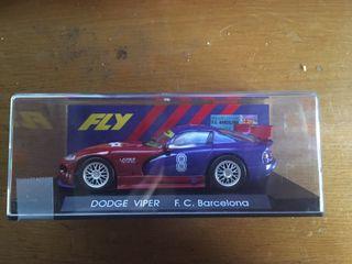 Scalextric Dodge Viper BCN