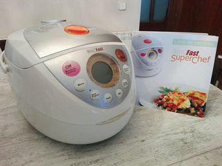 Robot cocina CookFast SuperChef Multicooker