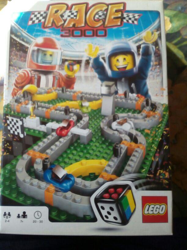 Juego De Mesa Lego Race 3000 De Segunda Mano Por 15 En Madrid En