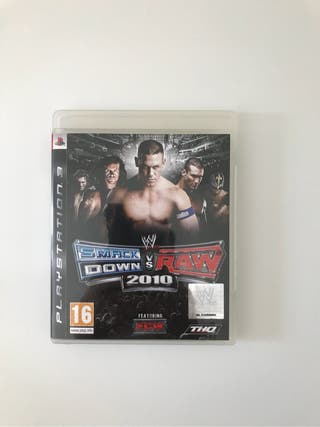 Smack down & Row ps3 2013