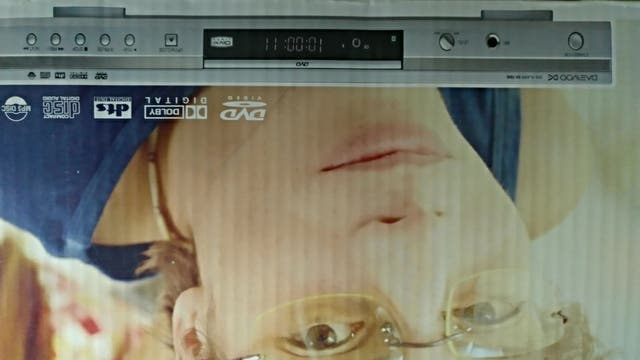 DVD MP3 DAEWOO