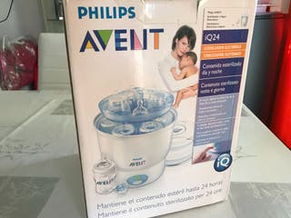 Esterilizador Philips Avent biberones y accesorios