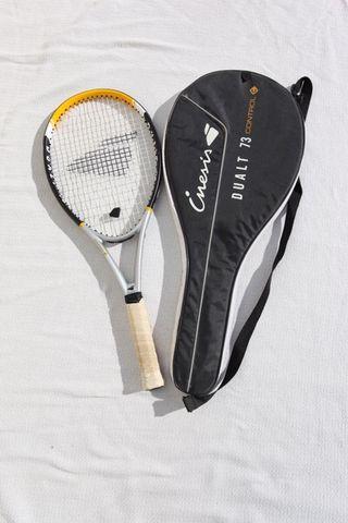 Raqueta tenis Inesis dualt73