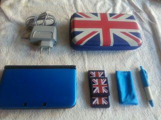 3Ds XL azul