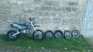 pitbike imr