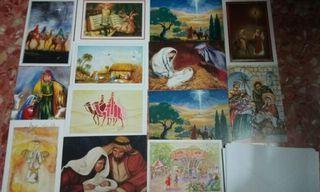 Postales de Navidad y Postales años 70