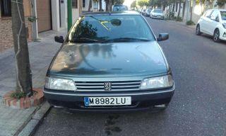 Peugeot 405 Crd turbo.