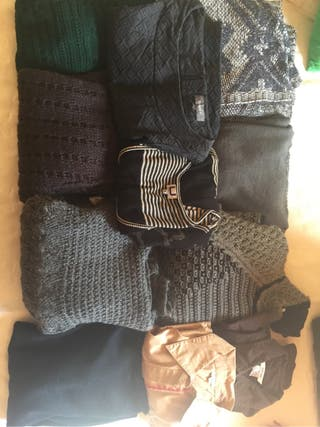 Vestidos y jerseys mujer