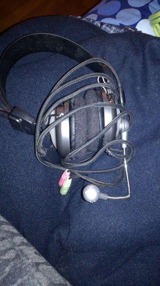 cascos con micrófono