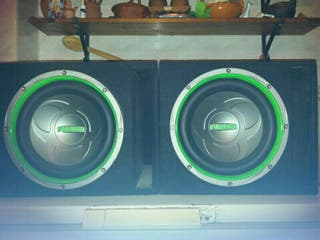 subwoofer fusion 2000 wats