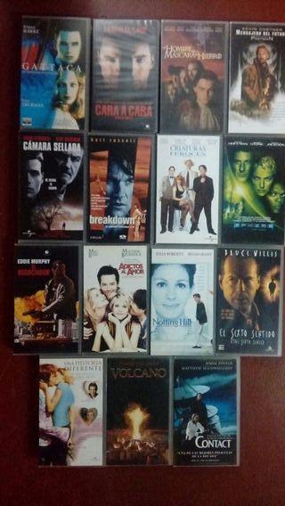 cintas VHS.