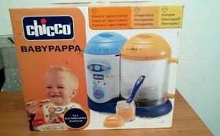 Robot cocina Babby Pappa Chicco