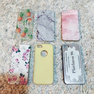 Fundas iPhone 5S - SE