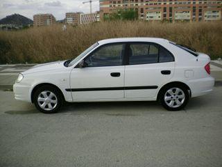 Hyundai Accent 1.3i GL 86cv