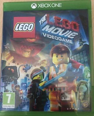 juego xbox one lego movie