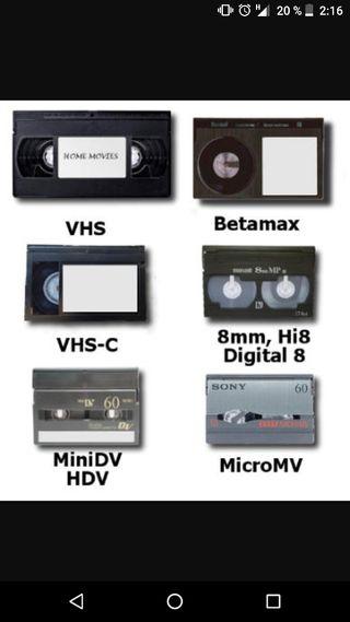 Digitalización de películas antiguas