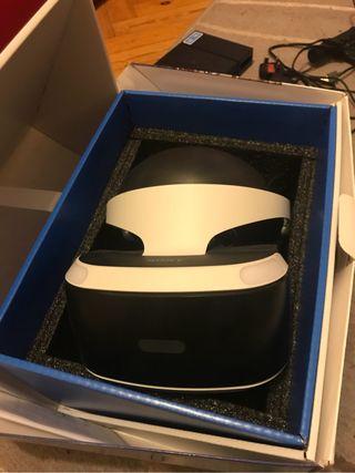 PS4 VR/Cam/Control/Games
