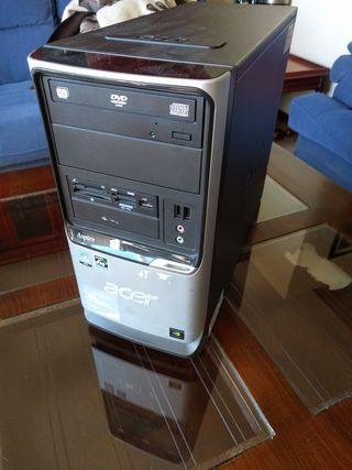 PC Desktop - Acer Aspire T180