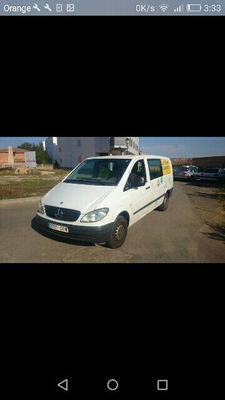 Mercedes-benz Vito 109 CDI 2008