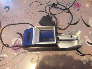 makina de tabaco eletrica