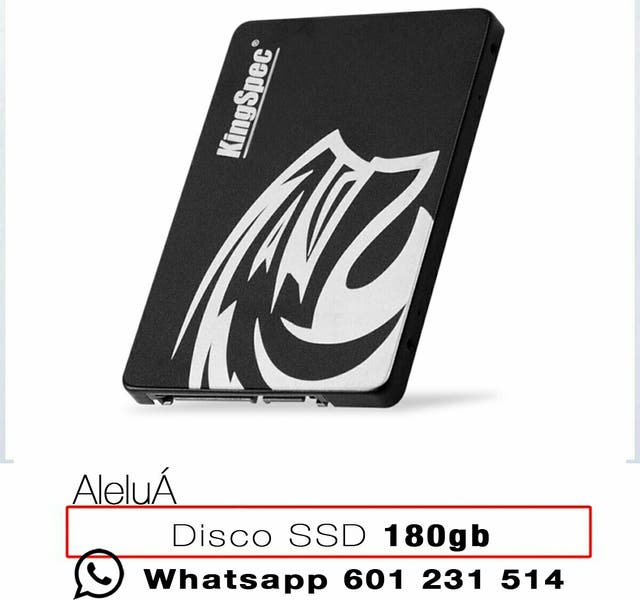 KingSpec SSD SATA3 240GB de Disco sólido SSD