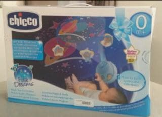 Carrusel musical Chicco