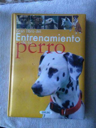 libro entrenamiento del perro
