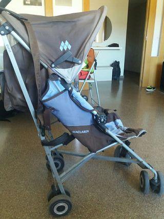 Carrito beb maclaren regalo bolso para carro de segunda for Carritos de bebe maclaren