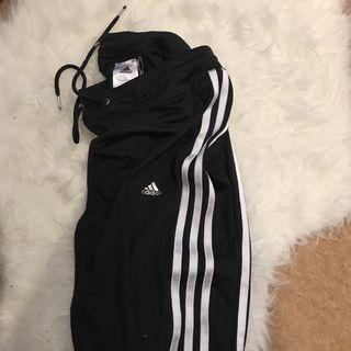 Adidas women 3/4 track pants